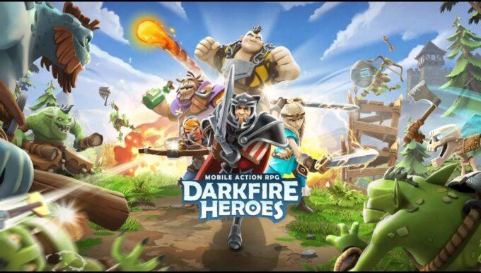 Darkfire Heroes Códigos (Septiembre 2021)
