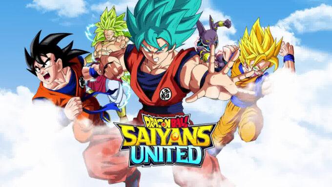 Dragon Ball Saiyans United Codes (October 2021)