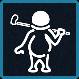 Golf Club Wasteland - Logros al 100% 27