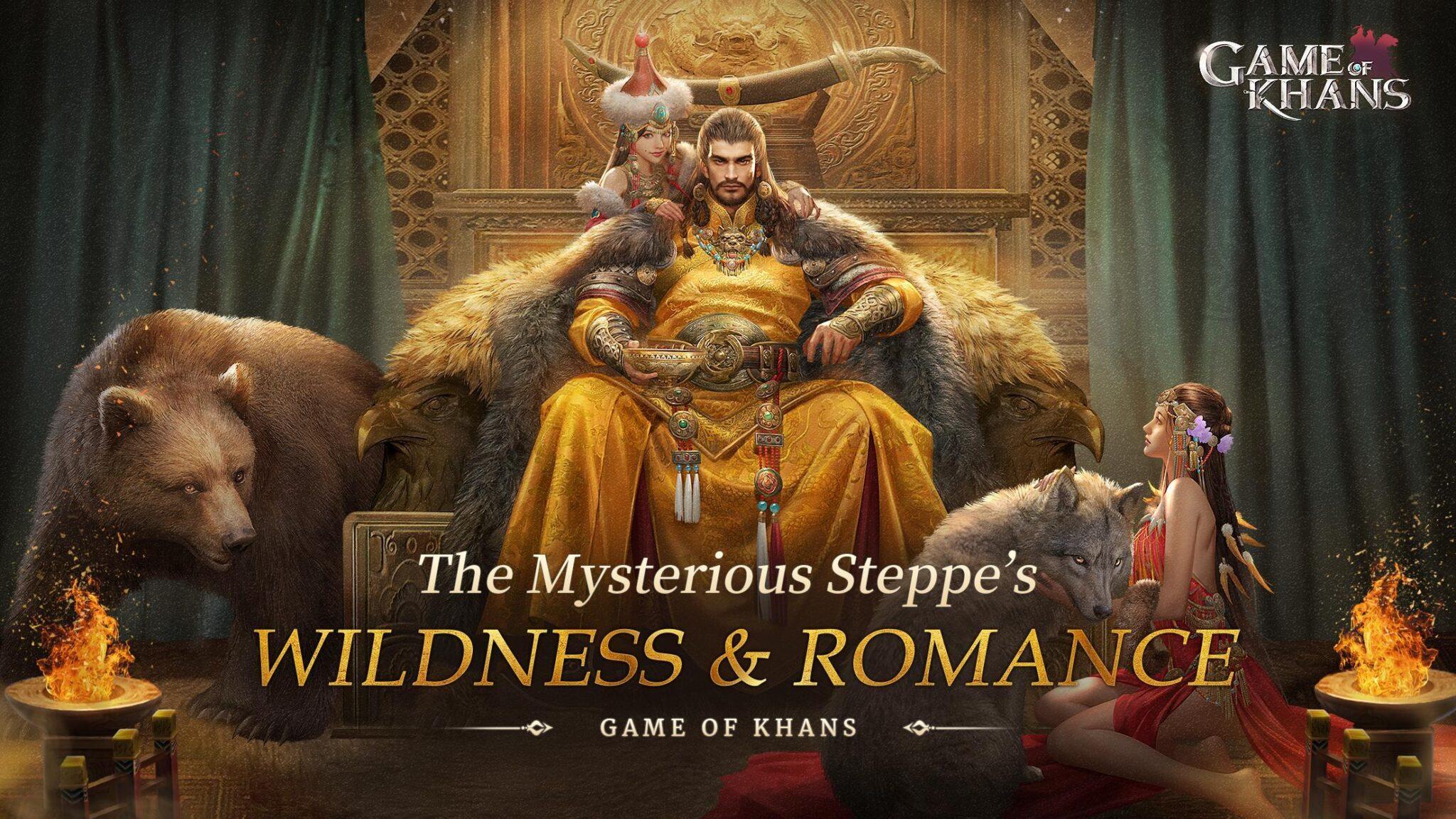 Game of Khans Códigos (Octubre 2021)