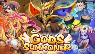 Gods Summoner Códigos Octubre 2021