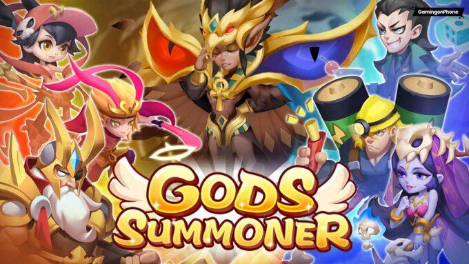 Gods Summoner Codes September 2021