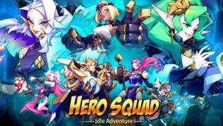 Hero Squad Idle Adventure Códigos (Octubre 2021)