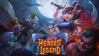 Heroes Legend Códigos (Septiembre 2021)