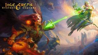 Idle Arena Evolution Legends Códigos (Septiembre 2021)