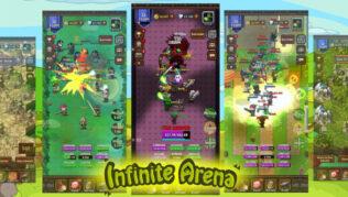Infinite Arena Códigos (Octubre 2021)