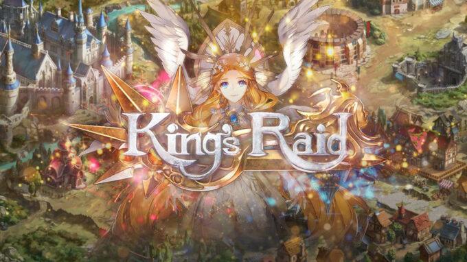 King's Raid Códigos (Septiembre 2021)