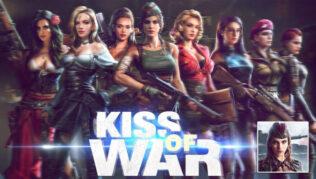 Kiss of War Códigos (Septiembre 2021)