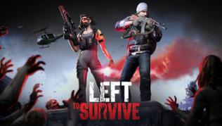 Left To Survive Códigos (Septiembre 2021)