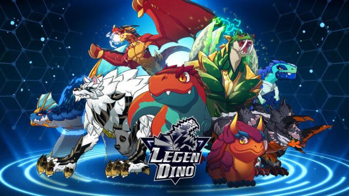 Legendino Dinosaur Battle Códigos (Octubre 2021)