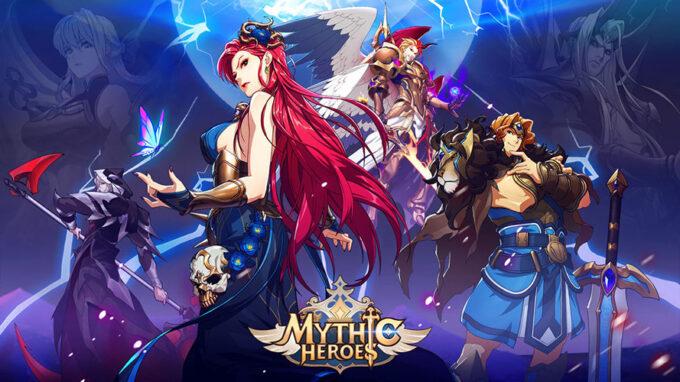 Mythic Heroes Koder (oktober 2021) 1