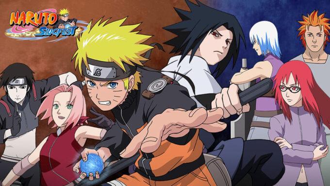 Naruto Slugfest Códigos (Octubre 2021)