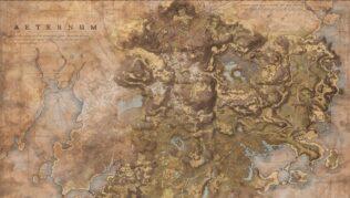 New World - Lista de todos los Territorios por niveles