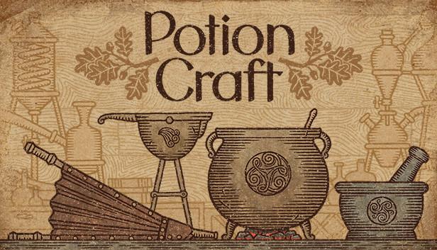 Potion Craft - Cómo Elaborar una Poción Curativa de Nivel 3