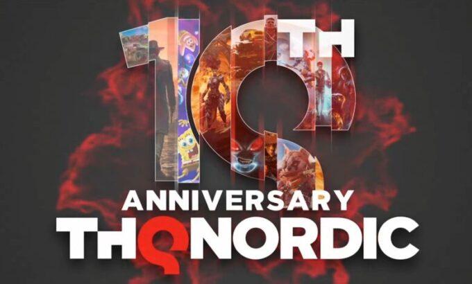 Presentación del 10th Aniversario de THQ Nordic
