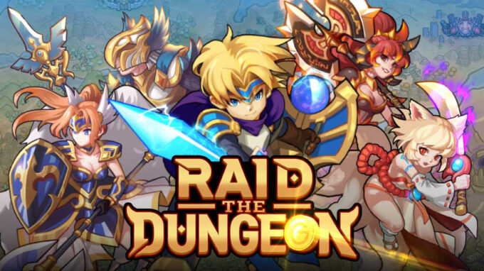 Raid the Dungeon Códigos (Octubre 2021)