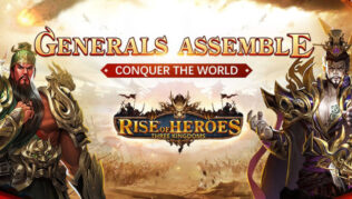 Rise of Heroes:Three Kingdoms