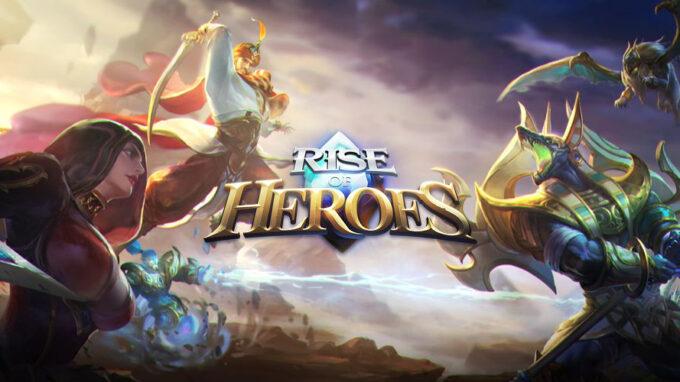 Rise of Heroes Códigos (Septiembre 2021)