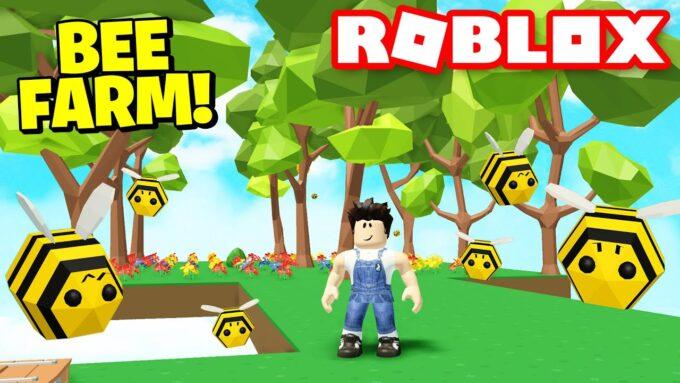 Roblox Bee Farm Códigos Octubre 2021