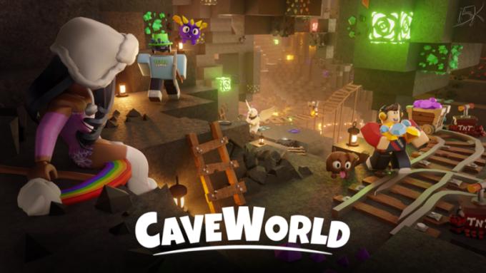 Roblox CaveWorld Códigos Octubre 2021