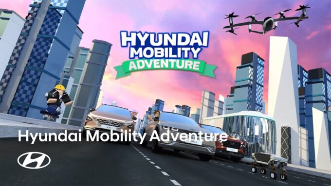 Roblox Hyundai Mobility Adventure Códigos Octubre 2021
