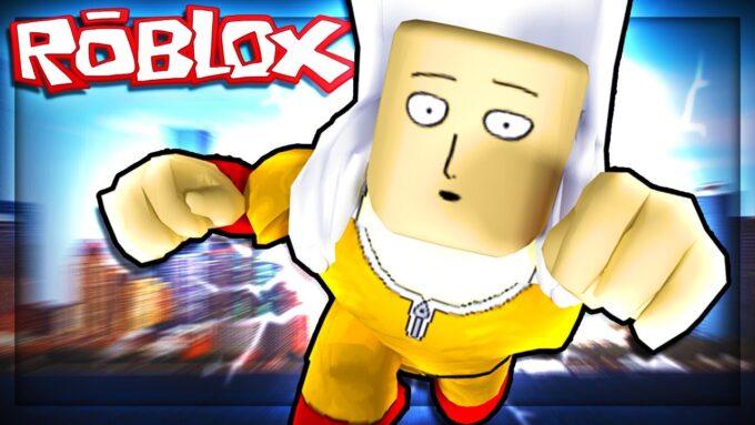 Roblox One Punch Man Códigos Octubre 2021
