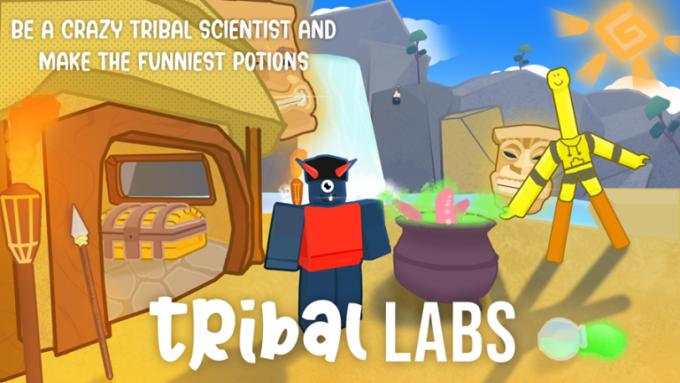Roblox Tribal Labs Códigos Octubre 2021