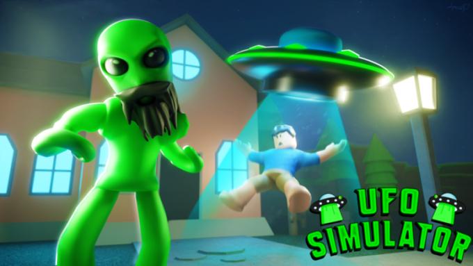 Roblox UFO Simulator Códigos Octubre 2021