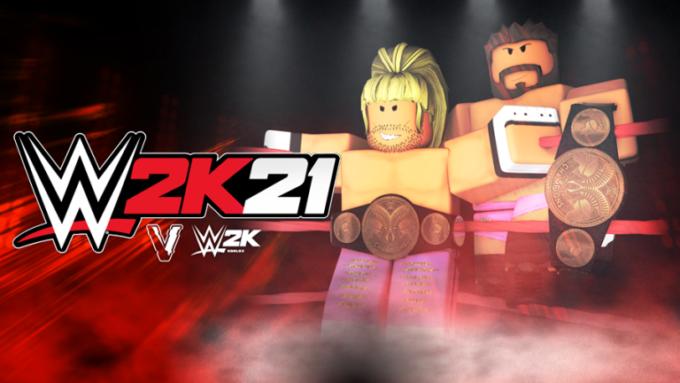 Roblox WWE 2K21 Códigos Octubre 2021