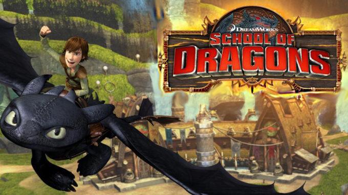 School of Dragons Códigos (Octubre 2021)
