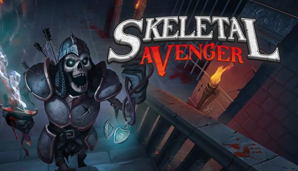 """Skeletal Avenger - Cómo Desbloquear el Logro """"Headway"""""""
