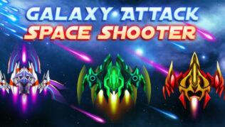 Space Shooter Galaxy Attack Códigos (Octubre 2021)