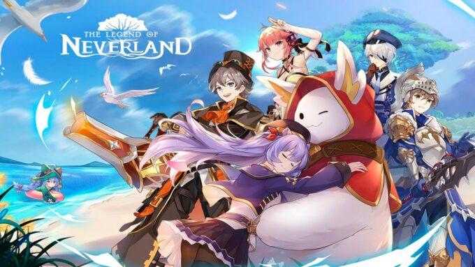 The Legend of Neverland Códigos (Septiembre 2021)