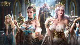 Throne of the Chosen Códigos (Octubre 2021)