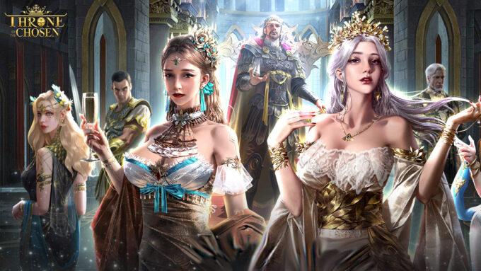 Throne of the Chosen Códigos (Septiembre 2021)