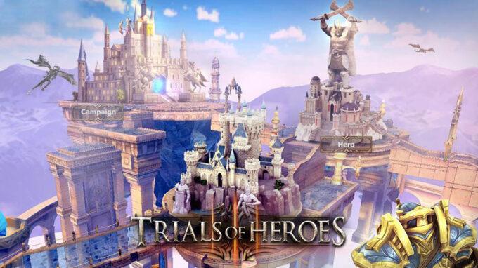 Trials of Heroes Códigos (Octubre 2021)