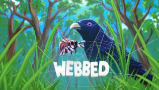 Webbed - Localización de Pegatinas y Aspectos de Araña
