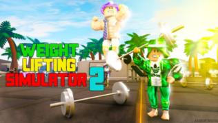 Weight Lifting Simulator 2 Códigos Septiembre 2021