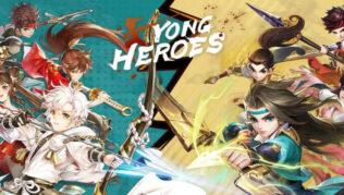 Yong Heroes Códigos (Septiembre 2021)