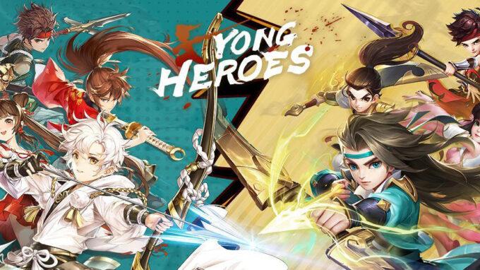 Yong Heroes Códigos (Octubre 2021)