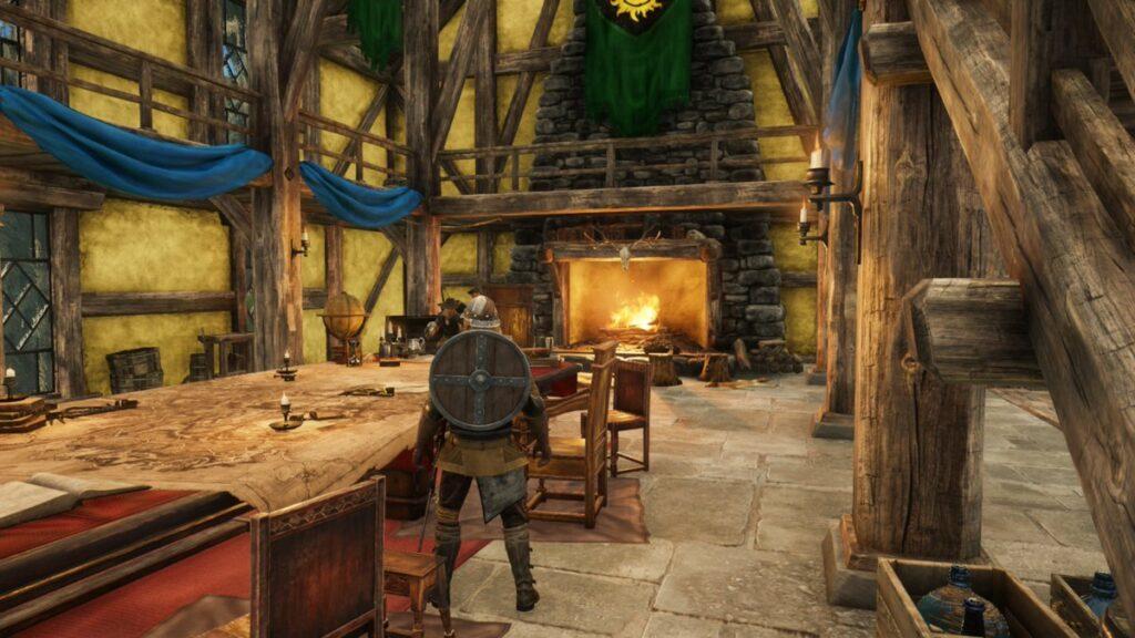 como conseguir madera antigua en new world