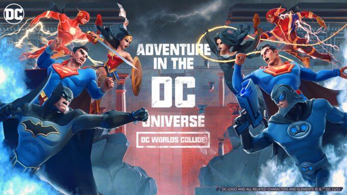 DC Worlds Collide Códigos Octubre 2021