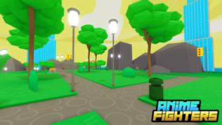Roblox Anime Fighters Simulator Actualización 11 - Notas del Parche