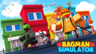 Roblox Bagman Simulator Códigos Octubre 2021