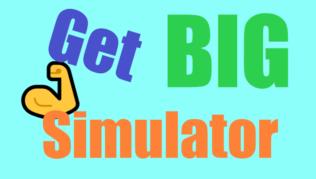 Roblox Get Big Simulator Códigos Octubre 2021