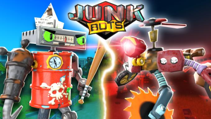 Roblox Junkbots Story Códigos Octubre 2021