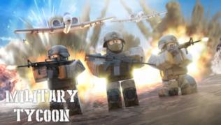 Roblox Military Tycoon Códigos Octubre 2021