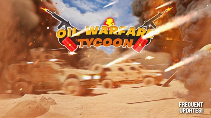 Roblox Oil Warfare Tycoon Коды Октябрь 2021