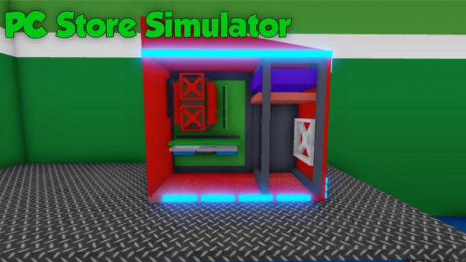 Roblox PC Store Simulator Códigos Octubre 2021