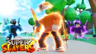Roblox Super Slayers Códigos Octubre 2021